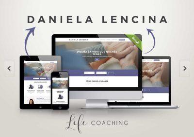 Daniela Lencina Coach Ontológico